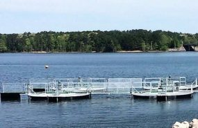 Jordan Lake, ResMix 5000, Water Quality Improvement